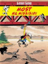 Lucky Luke Most na Missisipi - Fauche Xavier, Léturgie Jean | mała okładka