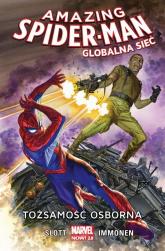 Amazing Spider Man Globalna sieć T.6 Tożsamość Osborna - Dan Slott | mała okładka