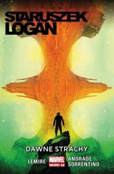 Staruszek Logan Tom 5 Dawne strachy - Jeff Lemire | mała okładka
