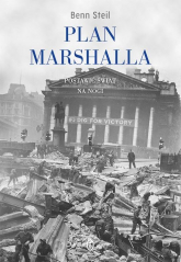 Plan Marshalla Postawić świat na nogi - Ben Steil | mała okładka
