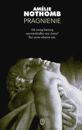 Pragnienie - Amélie Nothomb | mała okładka