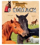 Dorota Kozińska opowiada o koniach - Kozińska Dorota | mała okładka