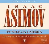 Fundacja i Ziemia - Isaac Asimov | mała okładka