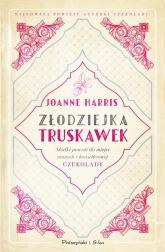 Złodziejka truskawek - Joanne Harris   mała okładka