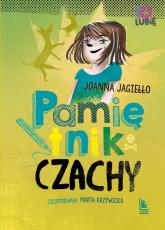 Pamiętnik Czachy - Joanna Jagiełło | mała okładka
