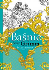 Baśnie braci Grimm Śpiąca Królewna i inne -  | mała okładka