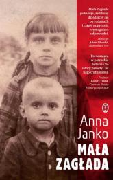 Mała Zagłada - Anna Janko | mała okładka