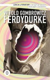 Ferdydurke - Witold Gombrowicz | mała okładka