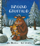 Dziecko Gruffalo - Julia Donaldson   mała okładka