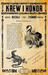 Krew i honor - Michał Zygmunt | mała okładka