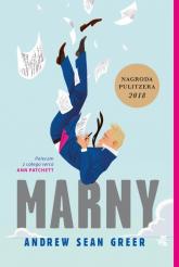 Marny - Greer Andrew Sean | mała okładka