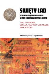 Święty ład Stosunki międzynarodowe w Azji od czasów Chyngis-chana -  | mała okładka