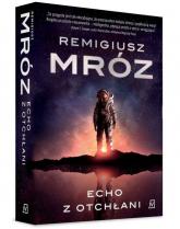Echo z otchłani - Mróz Remigiusz | mała okładka