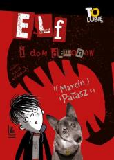 Elf i dom demonów - Marcin Pałasz | mała okładka