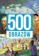 500 obrazów - Luba Ristujczina | mała okładka