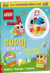 Lego Iconic Buduj i baw się BBA-6602 - zbiorowe Opracowanie | mała okładka