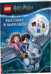 Lego Harry Potter Przygody w Hogwarcie LNC-6404 - zbiorowe Opracowanie | mała okładka