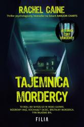 Tajemnica mordercy - Rachel Caine | mała okładka