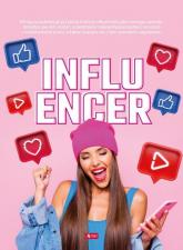 Influencer - Angelika Ogrocka | mała okładka