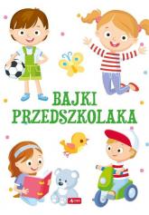 Bajki przedszkolaka -  | mała okładka