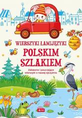 Łamijęzyki Poskim szlakiem - Izabela Michta | mała okładka