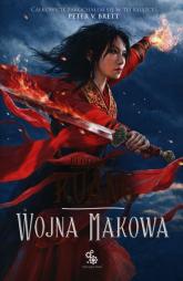 Wojna makowa 1 - Kuang Rebecca F. | mała okładka