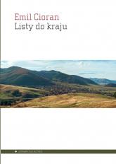 Listy do kraju - Emil Cioran | mała okładka