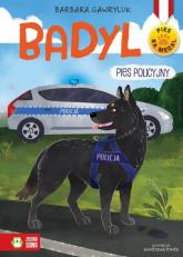 Pies na medal Badyl pies policyjny - Barbara Gawryluk | mała okładka