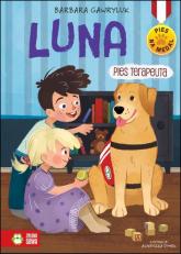 Pies na medal Luna pies terapeuta - Barbara Gawryluk | mała okładka