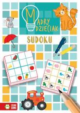 Sudoku - Katarzyna Sarna | mała okładka