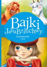 Bajki Jana Brzechwy Koziołeczek i inne - Jan Brzechwa | mała okładka