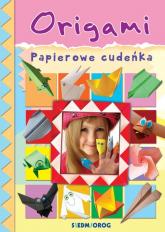 Origami Papierowe cudeńka - Marcelina Grabowska-Piątek | mała okładka