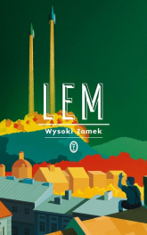 Wysoki Zamek - Stanisław Lem | mała okładka