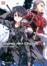 Sword Art Online #08 Kiedyś i dziś - Reki Kawahara | mała okładka