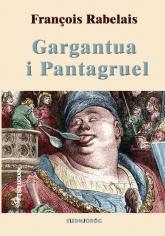 Gargantua i Pantagruel - Francois Rabelais | mała okładka