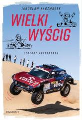 Wielki Wyścig Legendy motosportu - Jarosław Kaczmarek | mała okładka