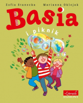 Basia i piknik - Zofia Stanecka | mała okładka