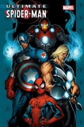 Ultimate Spider-Man Tom 6 - Bendis Brian Michael   mała okładka