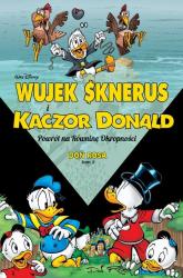 Wujek Sknerus i Kaczor Donald Powrót na Równinę Okropności Tom 2 - Don Rosa | mała okładka
