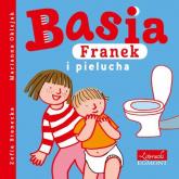 Basia Franek i pielucha - Zofia Stanecka | mała okładka