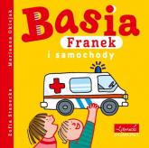 Basia Franek i samochody - Zofia Stanecka | mała okładka