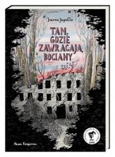 Tam, gdzie zawracają bociany - Joanna Jagiełło | mała okładka