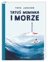 Tatuś Muminka i morze - Tove Jansson | mała okładka