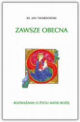Zawsze Obecna - Jan Twardowski | mała okładka