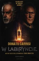 W labiryncie - Donato Carrisi | mała okładka