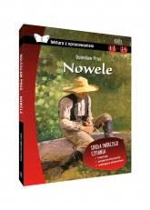 Nowele Lektura z opracowaniem - Bolesław Prus | mała okładka