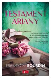 Testament Ariany - Françoise Bourdin | mała okładka
