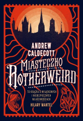 Miasteczko Rotherweird - Andrew Caldecott | mała okładka