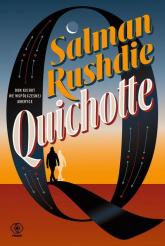 Quichotte - Salman Rushdie | mała okładka