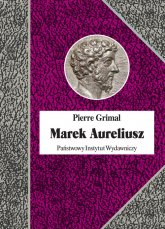 Marek Aureliusz - Pierre Grimal | mała okładka